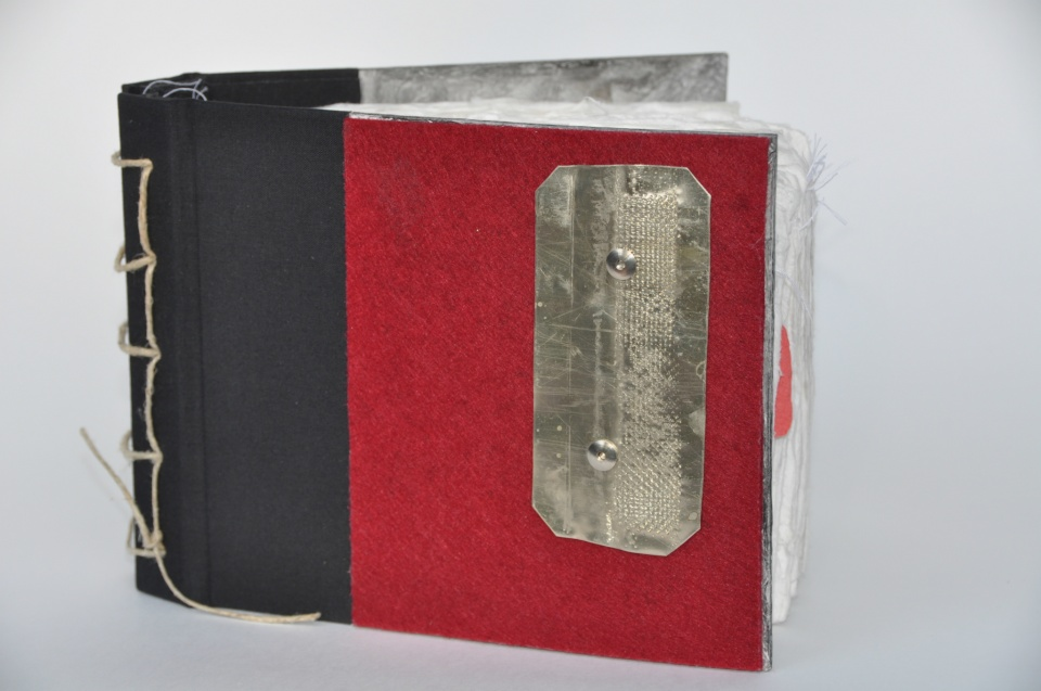 Buchobjekt IV, 2009