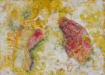 Nr. 9, 56 x 78 cm, Mischtechnik auf Papier, 2008